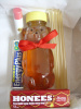 Christmas Gift Pack #1: 1 Honey Bear+1 Lip Balm+5 HoneyStix+2Pks Italian Honey Candy
