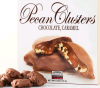 MILK CHOCOLATE PECAN CLUSTERS GIFT BOX